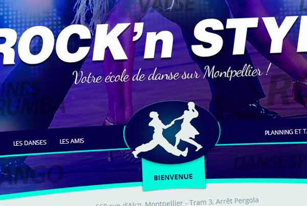 Rock'n Style – Ecole de danse