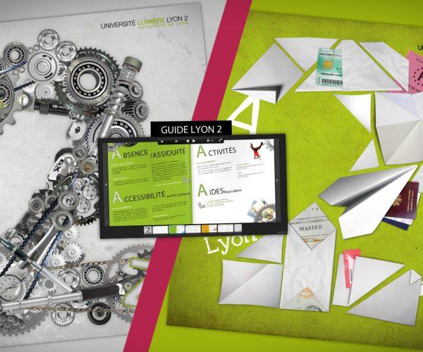 Projet concours du guide-dictionnaire étudiant de Lyon 2